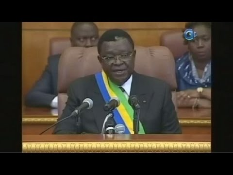 Gabon parliament resumes after National Assembly burnt down in protests