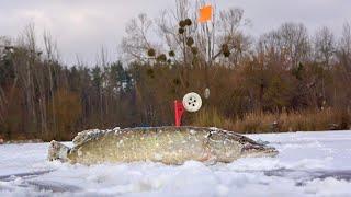 Первый лёд в Украине Открытие зимней рыбалки 2021
