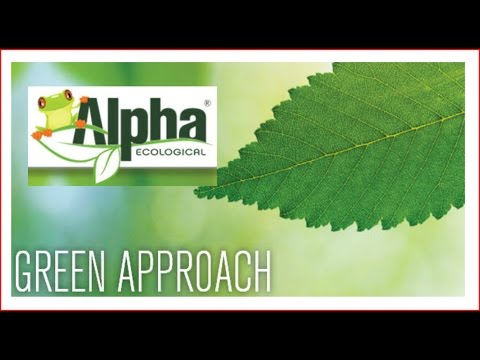 Alpha Ecological more than 25 years using green pest control services