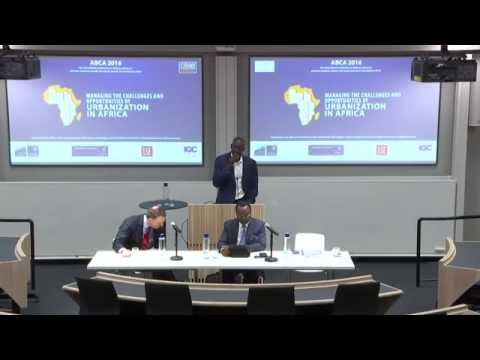 Annual Bank Conference on Africa Opening Session