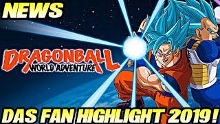 NEWS - Dragonball World Adventure in Deutschland! DAS Fan Ereignis für Dragonball Fans! 😱