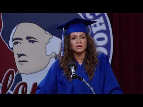 KC Undercover The Final Chapter - Agent Johnson Attacks KC in the Graduation  And The Secret is OUT