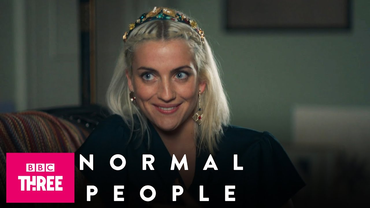 Download Connell & Marianne Are Offered A Threesome   Normal People Episode 6