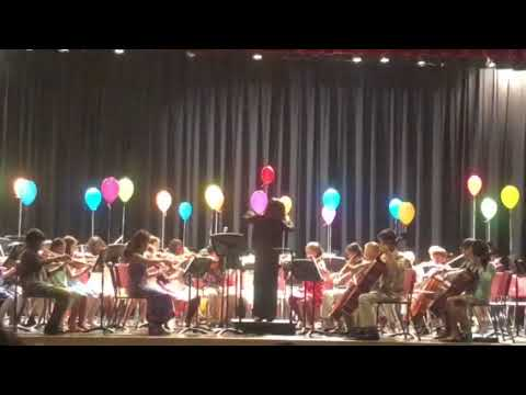 March of the Meistersingers- Dunloggin Middle School 6th Grade Strings