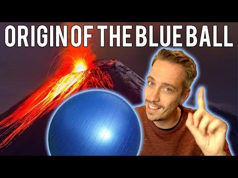 Origin of the blue ball revealed!!