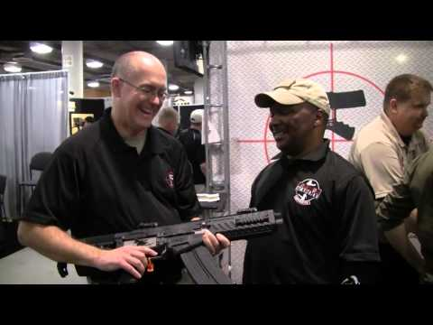 FosTech Origin 12 - Best At SHOT Show 2014