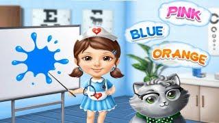 Fun Pet Vet Care Game For Kids Sweet Baby Girl Cat Shelter Pet Vet Doctor Care
