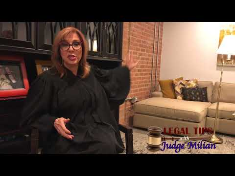 The People's Court - Judge Milian Legal Tips: Parking Centers