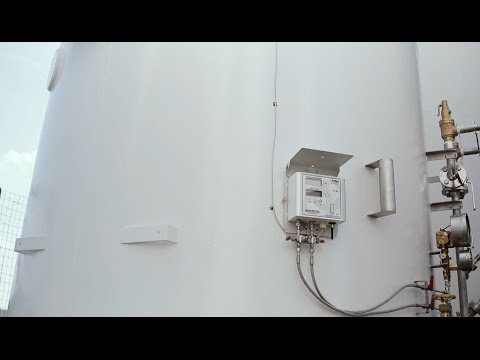 MiniCRIOTEL: Cryogenic Gas Tank Monitoring