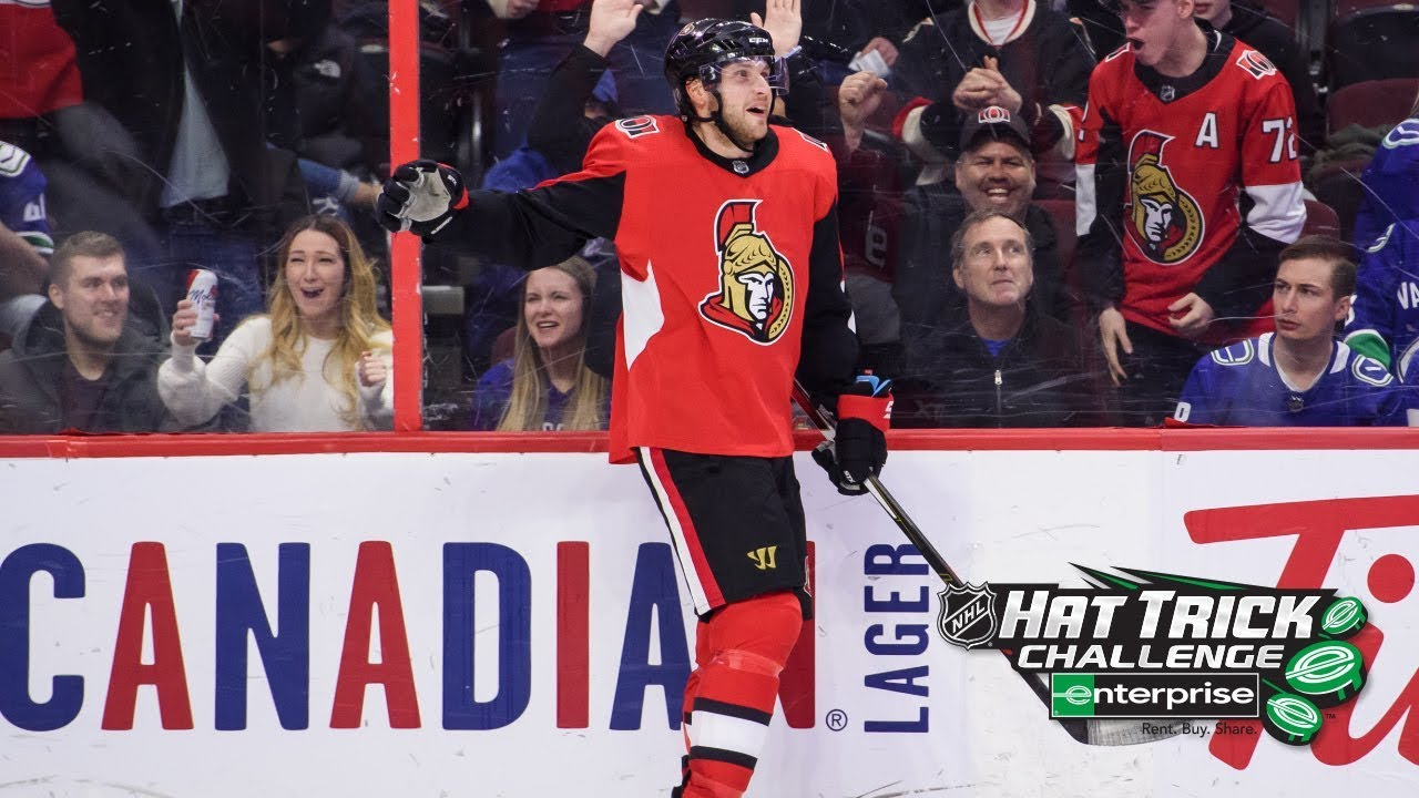 N.J.'s Bobby Ryan scores hat trick in return to Ottawa Senators ...