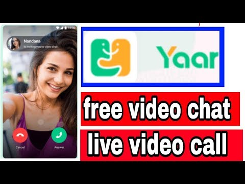 Yaar App ||  How To Free Use Yaar Dating Apps || Free Video Chating Apps || New Dating Apps
