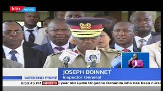 Police identify 3 suspects connected to the Chakama kidnapping