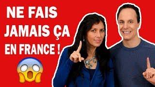 10 Choses à NE PAS Faire en France