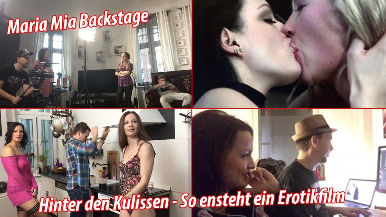 Backstage am P*rnoset – Hinter den Kulissen...