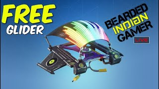 *NEW* Free Fortnite Equalizer Glider Unlocked! Watch LIVE NOW!
