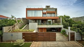 Wirawan House - Raw Architecture - Fabulous Designed Modern Contemporary - Home Decor And Interior