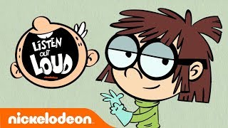 Lisa Loud | Listen Out Loud Podcast #12 | The Loud House | Nick
