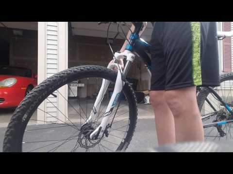 How to make your mountain bike coil suspension move freely