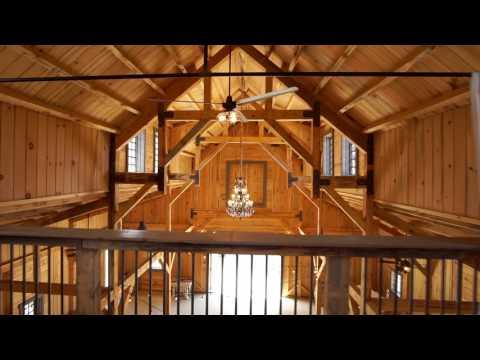 Sand Creek Post & Beam - California Party Barn