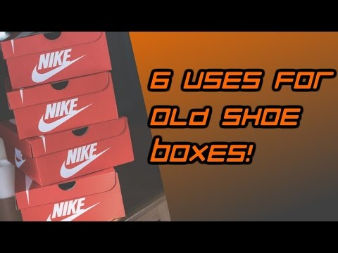 6-uses-for-old-shoe-boxes!