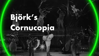 Björk's Cornucopia. d&b On location