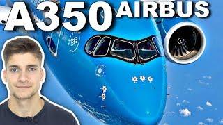 Der AIRBUS A350! (1) AeroNewsGermany