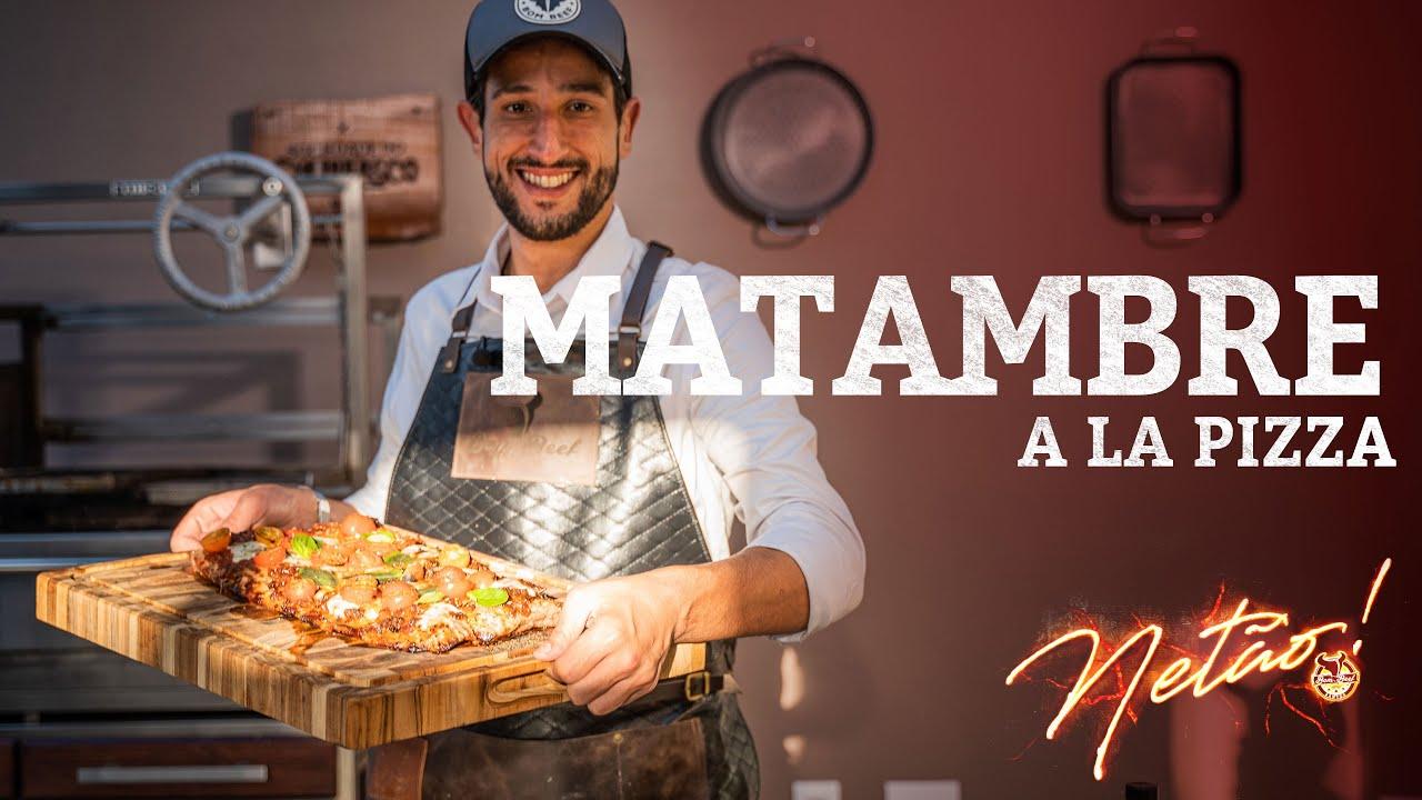 Matambre a la Pizza! | Netão! Bom Beef #155