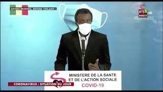 Covid 19 : Le Sénégal en entier est touché par la maladie (Dr Abdoulaye Bousso)