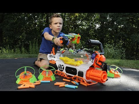 Nerf War : Flying Bug Attack (Twin Toys)