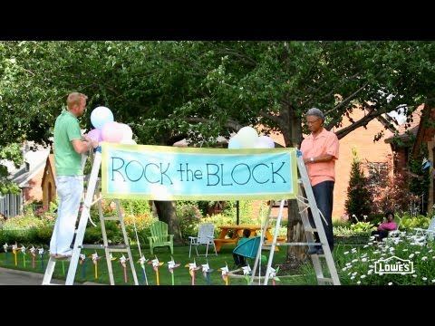 Neighborhood Block Party - Rock The Block - 동영상
