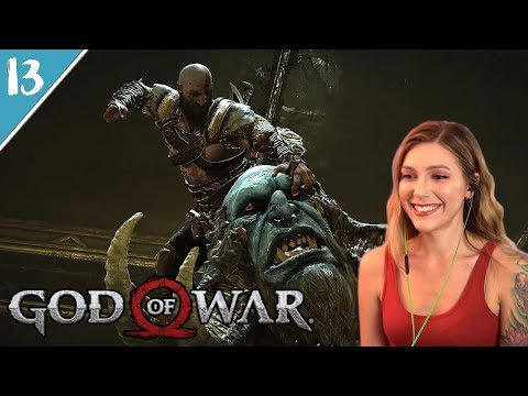 The Realm Between Realms | God of War Pt. 13 | Marz Plays