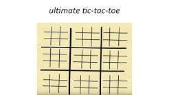 Ultimate Tic-Tac-Toe: The Rules