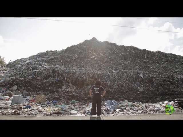 Plastic trash is a global catastrophe. See The Story of Plastic. We can change this story.