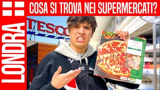 Cosa si trova nei SUPERMERCATI a Londra? Assaggio SNACK! 🍫🇬🇧 - UK TRAVEL vlog