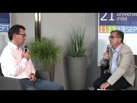 Interview Du Dr Yannick FREZET, Région Auvergne/Rhône-Alpes