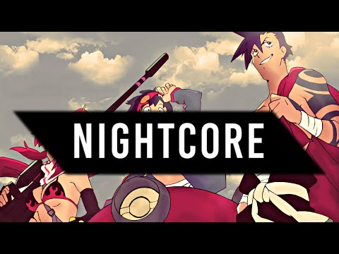 Nightcore - Row Row Fight The Power! [Lyrics]