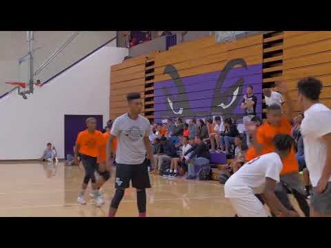 Lyle Shannon II #70 - 6'10 C Class 2022 Los Angeles Recruiting Event