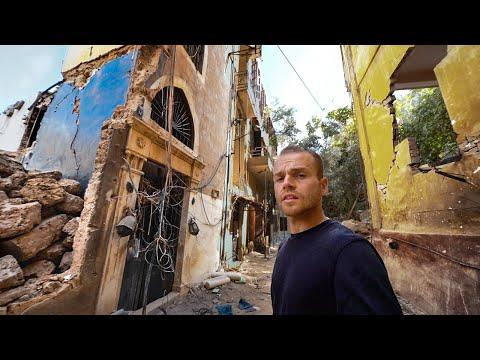 INSIDE BEIRUT, LEBANON (After 2020 Port Explosion)