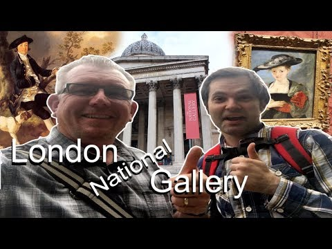 Masterpieces from The National Gallery London Clive & Jason