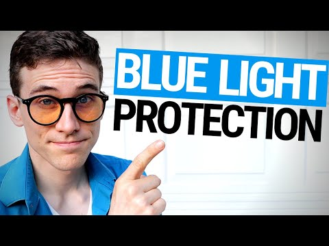 How to Protect the Eyes from Blue Light 5 Tips