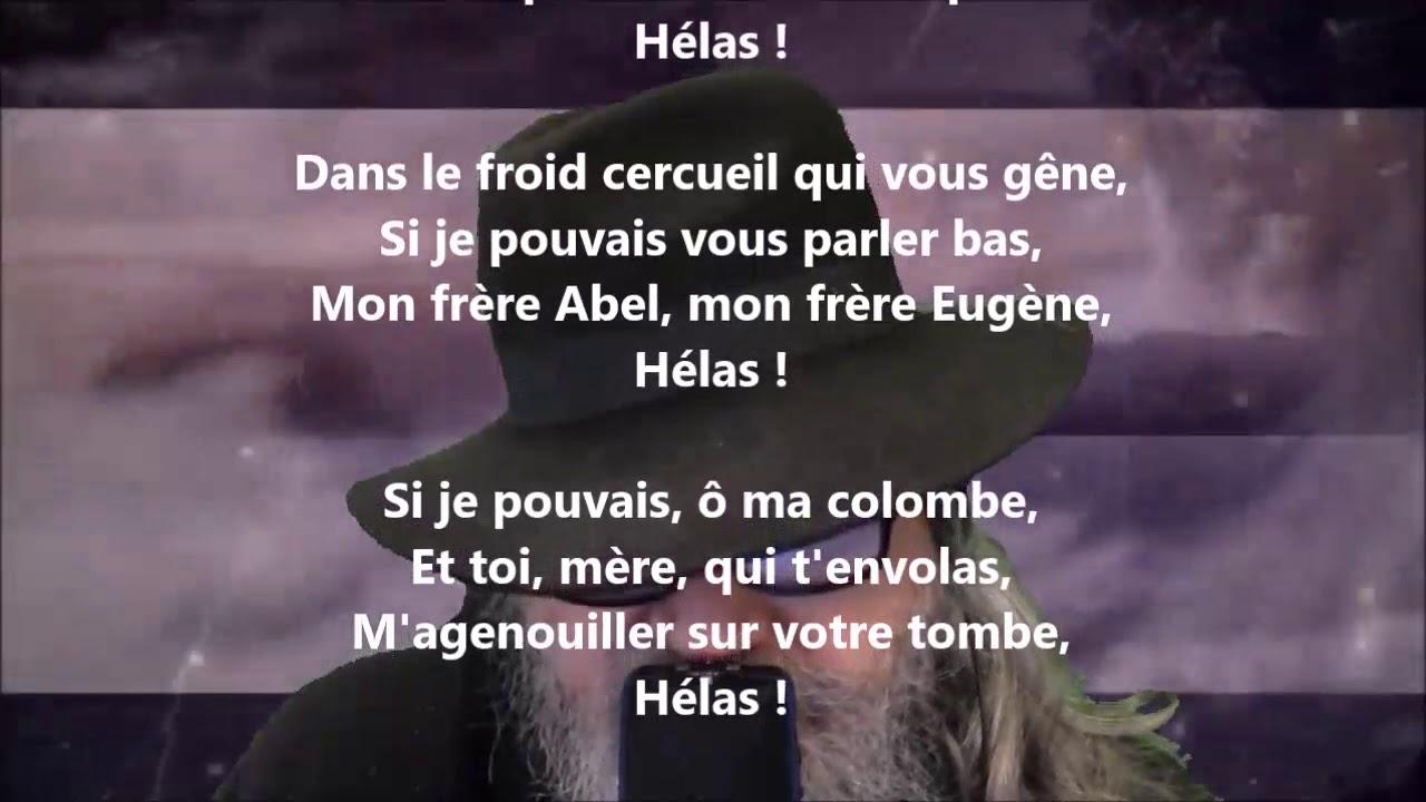 Exil Victor Hugo Lu Par Yvon Jean Youtube