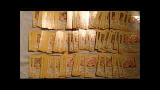 Pokemon: The LARGEST Happy Birthday Pikachu Promo Cards Collection!