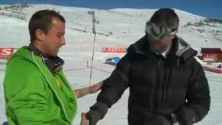 J'ai testé le snowboard à Ese !