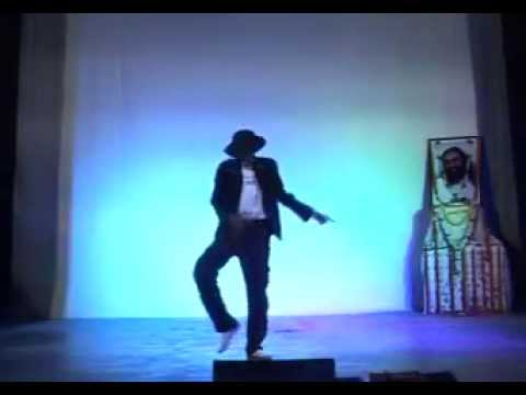 Michael Jackson - Dangerous Dance-