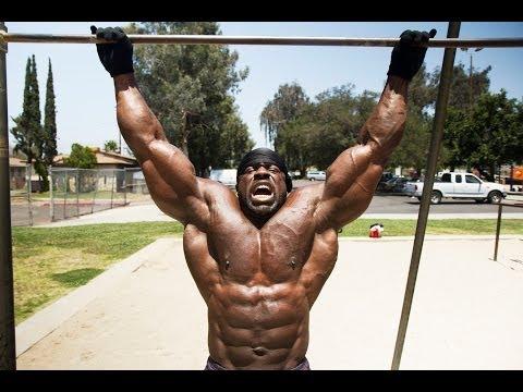 Kali muscle 14 muscle ups 255 lbs
