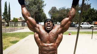 Kali Muscle -14 MUSCLE UPS [255 LBS]