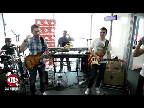 Jukebox - Crazy live la Kiss FM
