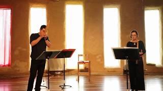 Moving Time by Ichiro Seki - Bronwyn Kirkpatrick - shakuhachi 尺八
