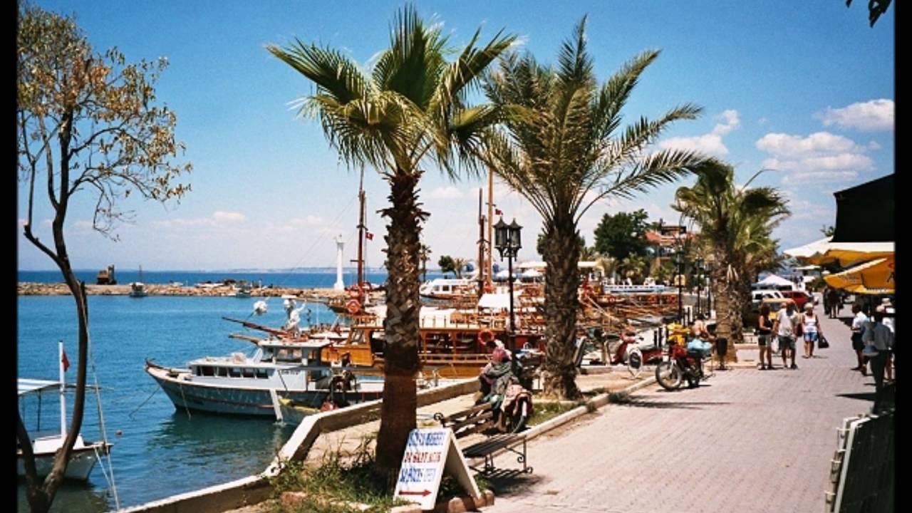 Urlaub Türkei Side 2021