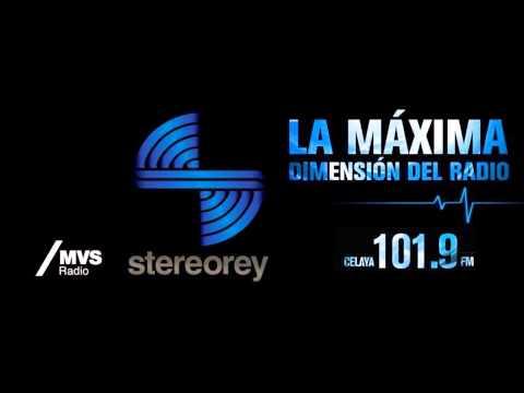 ID XHEOF-FM Stereorey Celaya 101.9 (2014)